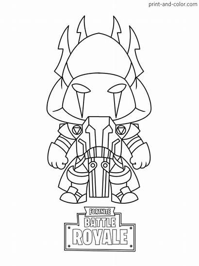 Fortnite Coloring Pages Printable King Ice Sheets