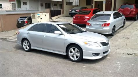2008 Toyota Camry Sports Edition by Toyota Camry Sport Edition 2008model Option Autos
