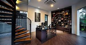 25 Stunning Asian Home Office Designs