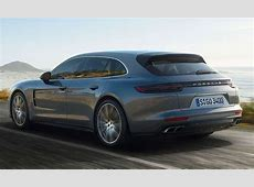 Porsche Panamera Sport Turismo – sportig, ny kombi i fem