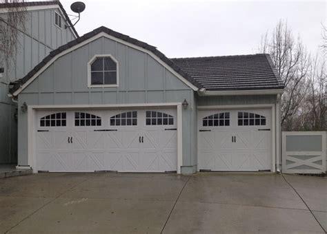 carriage garage doors los angeles amarr classica santiago steel carriage garage door