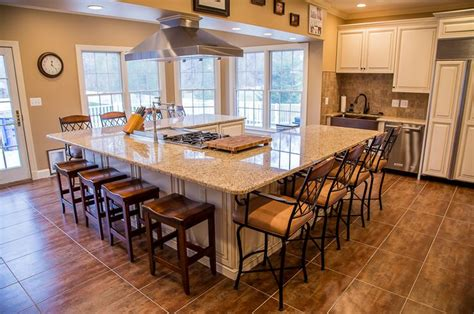 Maple Kitchen Island With Seating by Best 25 Kitchen Island Seating Ideas On