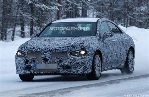 2020 Mercedesbenz Cla Spy Shots