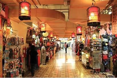 Market Central Lumpur Kuala Malaysia Living Cost
