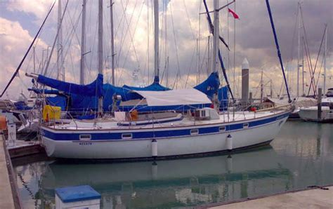 Boats For Sale Singapore Raffles Marina by Great Cruising Live Aboard Yacht Based In Raffles
