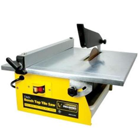 workforce pro series 7 quot wet tile saw thd550 free ship new