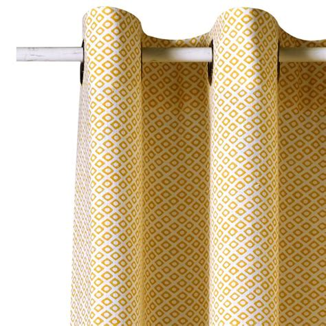 Rideau Jaune Moutarde Rideau Palacio Coloris Jaune Moutarde 140 X 240 Cm Rideaux Curtains Bedroom Et Decor