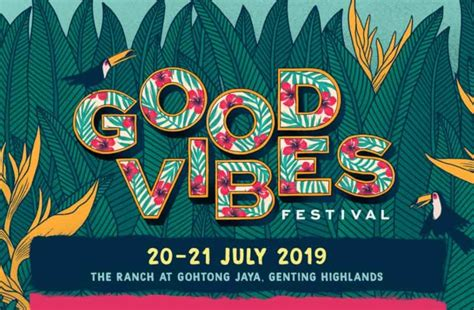Heres The First Lineup For Good Vibes Festival 2019 Likely