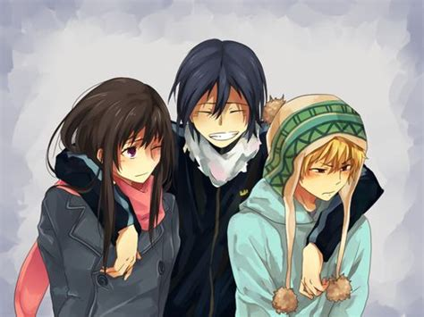 Noragami Anime, Posts And Yukine Noragami On Pinterest