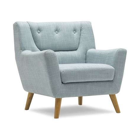 Duck Egg Blue Armchair by Chester Armchair In Duck Egg Blue