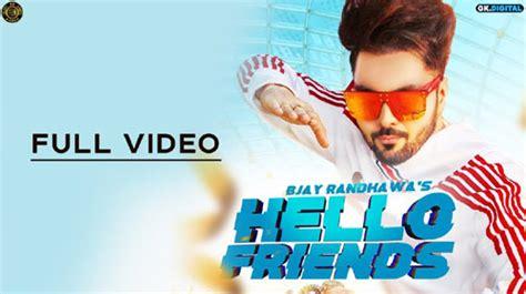 friends lyrics  jay randhawa punjabi song