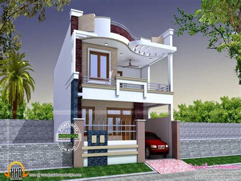 upstairs floor plans modern indian home design modern home design