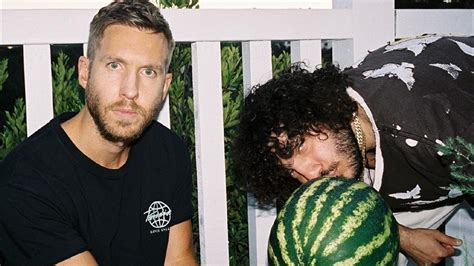 Calvin Harris Provides The Vocals For Benny Blanco's New