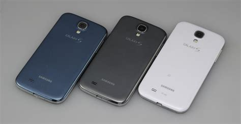 samsung galaxy s4 colors samsung ships 6 million galaxy s4 units in 15 days