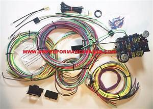 Ez Wiring Harness For Car