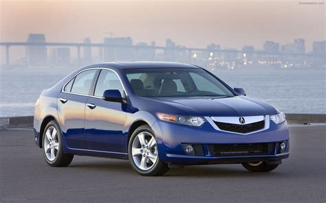 Acura Tsx 2009 Pictures Widescreen Exotic Car Image 82 Of