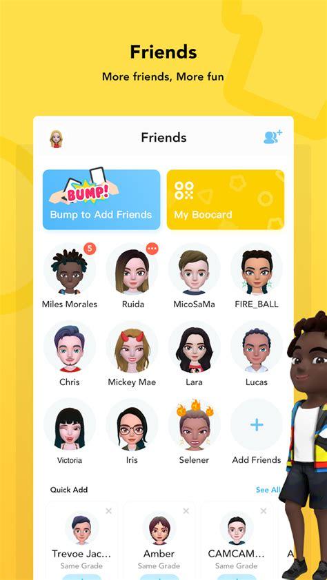 boo  avatar ar chat apk mod unlock  android apk