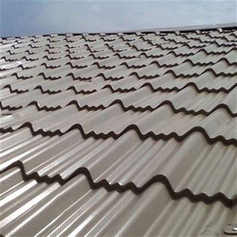 price cost per sqm of aluminium step tiles long span