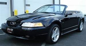 Black 2000 Ford Mustang GT Convertible - MustangAttitude.com Photo Detail