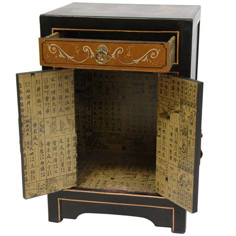 Oriental Furniture End Table Reviews Wayfair