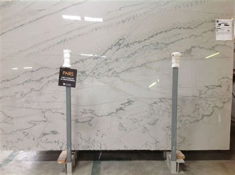 Calacatta Quartzite Countertops - white macaubus calacutta quartzite kitchen