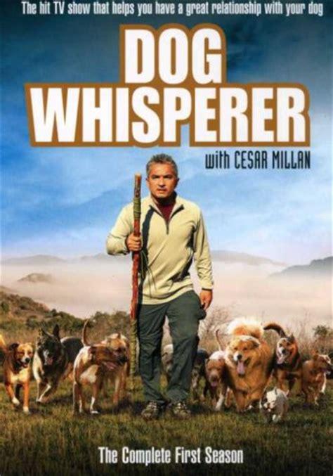dog whisperer  cesar millan  complete