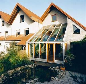 Dach Für Wintergarten : hausbautipps24 pultdach bis pyramidendach ~ Michelbontemps.com Haus und Dekorationen