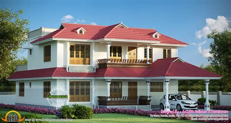 Kerala Home Design by Gorgeous Kerala Home Design With Floor Plan Kerala Home