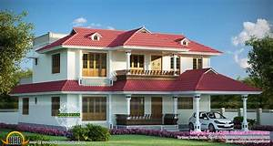 Gorgeous kerala home design kerala home design and floor for At home design