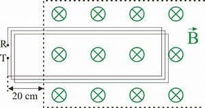 Induktion Berechnen : die magnetische flussdichte b steigt im zeitintervall 0 bis 4 0s linear von 0 bis 0 80t an ~ Themetempest.com Abrechnung