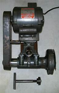 Dumore Tool Post Grinder / 1HP