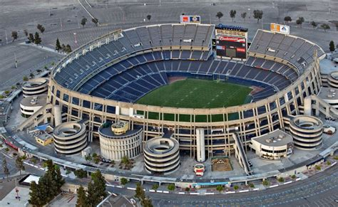 Qualcomm Stadium, San Diego Chargers Football Stadium