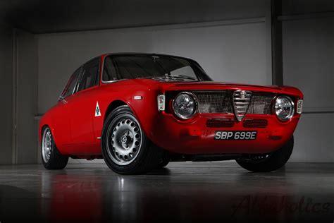 News Alfa Romeo Gtgtv (105series) Gets Restomodded By
