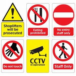 Free Vectors: Printable Warning Signs   Craig Balbirnie