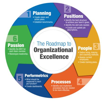 leadership  organizational excellence