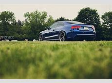 Custom Audi RS5 in Sepang Blue Is Sheer Beauty autoevolution
