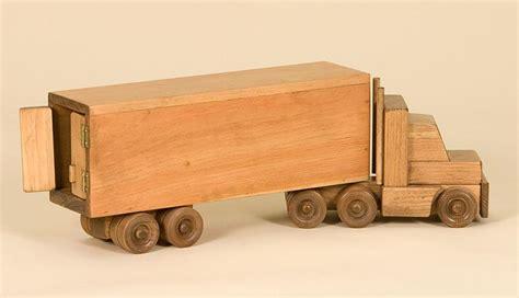 trucks enjoy making wooden toys plans  patterns