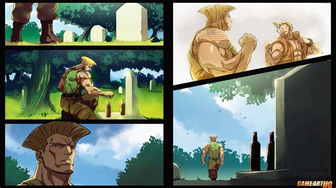 Fan Art Cosplays Official Art And Infos About Guile