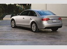 Audi A4 2012 Widescreen Exotic Car Picture #07 of 24