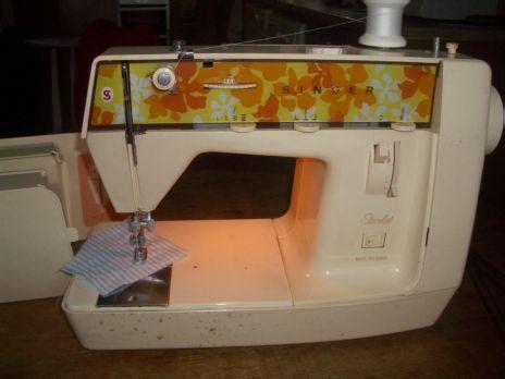 fs singer starlet sewing machine