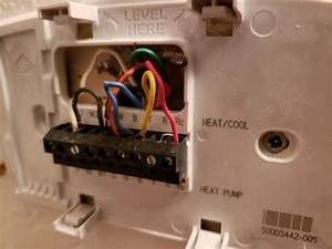 Thermostat Wiring For Trane Xr