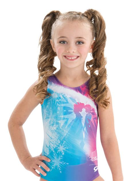 disney dsy frozen elsa gk elite sportswear gymnastics leotard leo  discount leotards