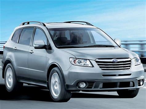 2010 Subaru Tribeca Prices, Reviews And Pictures