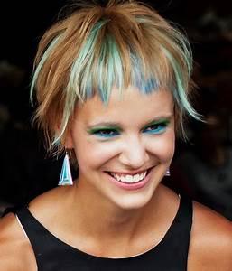 Tendances Coiffure 2015 : tendance coiffure 2015 femme cheveux court ~ Melissatoandfro.com Idées de Décoration