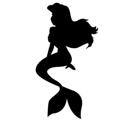 mermaid ariel large henna caravan