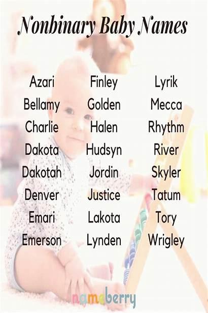 Names Gender Neutral Boys Usage Equal Unique