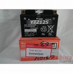 31500mcf643 Honda Battery Xl