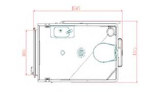Dimensions Toilettes. interiors ref toilet cubicle dimensions ...