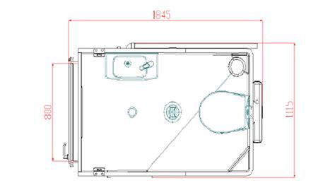 porte toilette dimension amenagement salle de bain handicape 15 dimensions wc