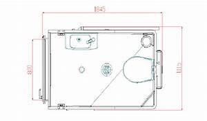 stunning dimensions wc pmr avec vasque gallery design With salle de bain design avec plan toilette